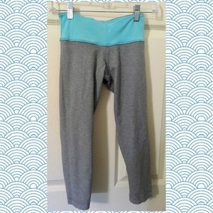 ❤️New without tags Lululemon crop pants❤️